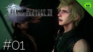 FINAL FANTASY 15 # 1 - Trainingsstunde «» Let