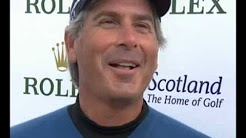 Fred Couples: Orthokine Therapy before Senior Open Championship 2012 (Interview)