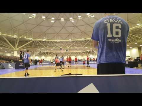GEVA vs VBAA set 2