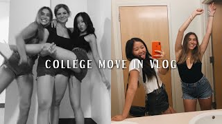 COLLEGE MOVE IN VLOG 2019 | northeastern university sophomore year