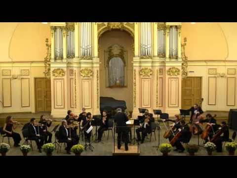 Alban Berg - Three pieces from Lyric suite for strings (IIa), III)