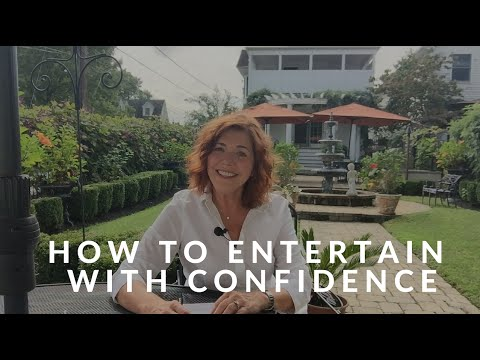 Table Talk - How To Entertain With Confidence