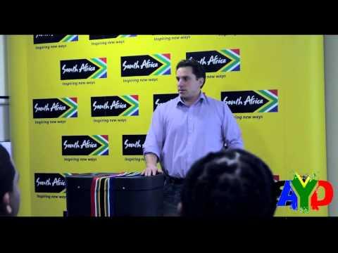 SAYD  Gordon Robinson Speech PT 1 Online Marketing