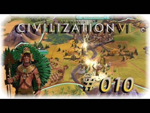 Göttliche Blitze - #010 ✰ Civilisation VI Digital Deluxe ✰ Let's Play Civilisation 6 |
