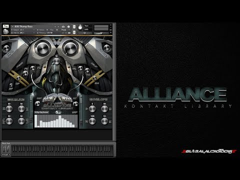 Global Audio Tools-Alliance Kontakt Library Sound Demonstration