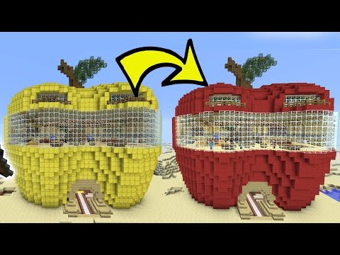 Thumbnail: Minecraft: MORPHING HOUSE MISSION - The Crafting Dead [72]