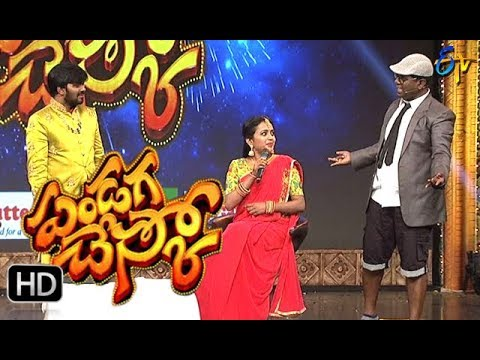 Bittiri Satti Funny Interview with Suma | ETV Pandaga Chesko | Diwali Special Event | 19th Oct 2017