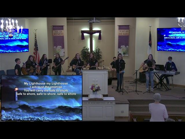 Calvary Baptist Church Sunday, 25. April, 2021