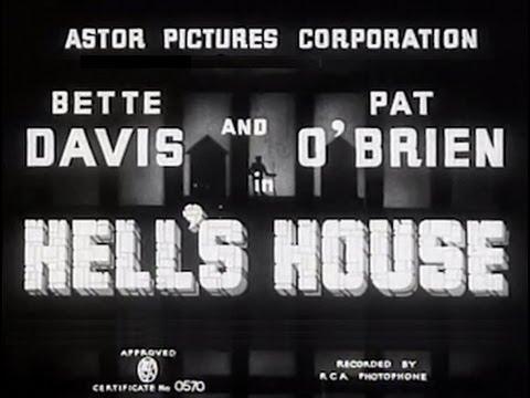 Hell's House (1932) [Drama]