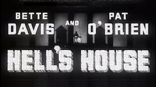 Hell's House (1932) [Drama]