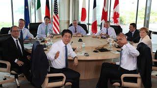 G7伊勢志摩サミット閉幕―平成28年5月27日