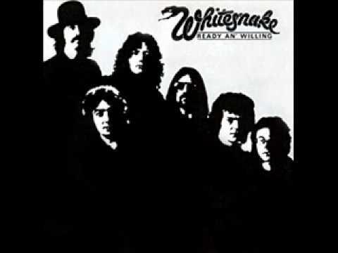 Whitesnake- Ready N Willing