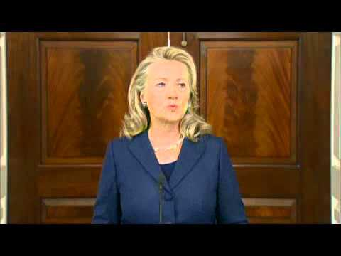 BigB.TV - CLINTON STATEMENT ON THE DEATHS OF AMERICAN PERSONNEL IN BENGHA