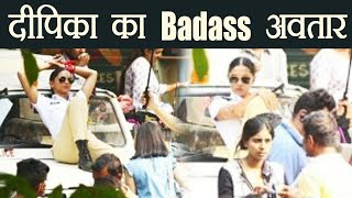 Deepika Padukone turns Traffic Police Officer; Here's why | FilmiBeat