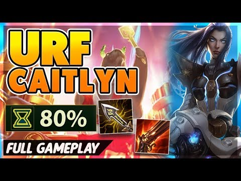 *AUTO ONE-SHOTS* 100 KILL URF GAME (NEW RECORD) - BunnyFuFuu Full Gameplay