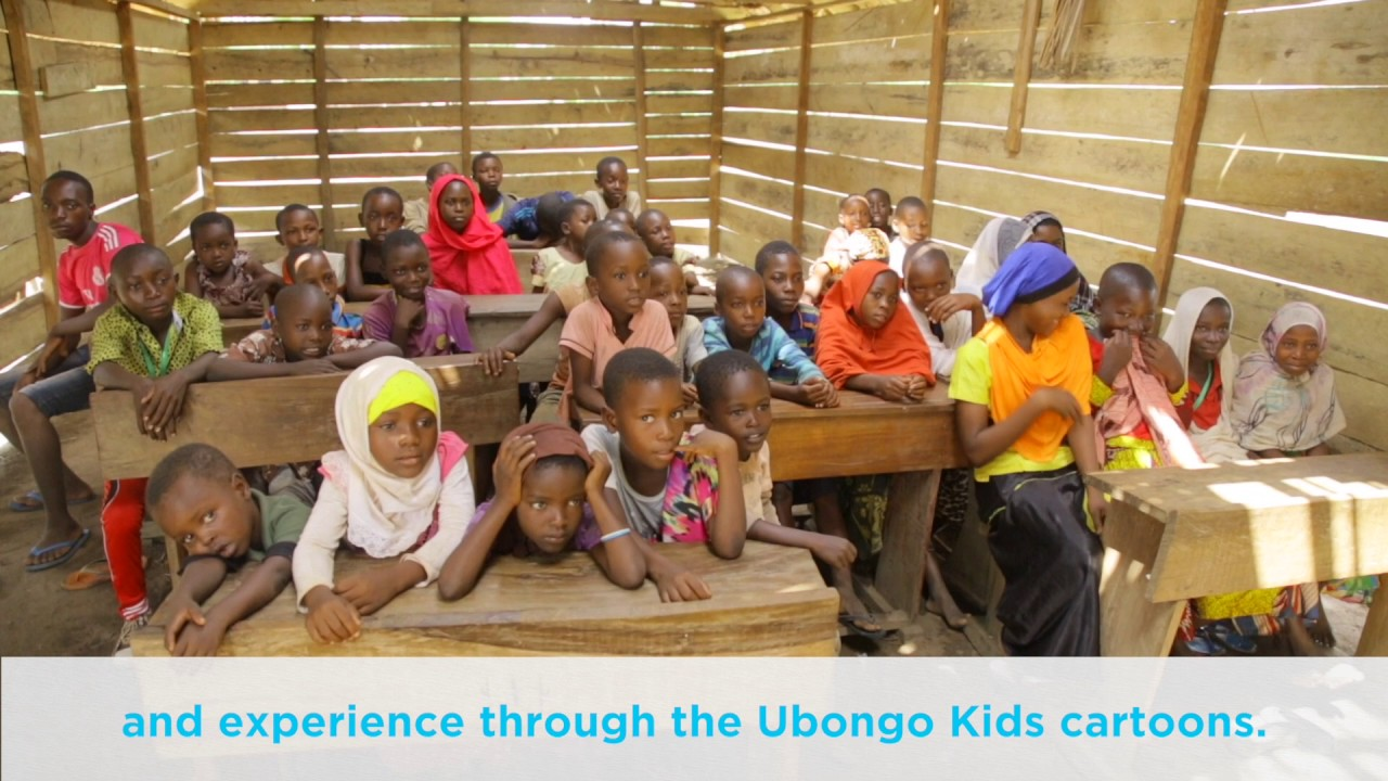 Ubongo Kids Clubs | Edutainment in Off Grid Areas