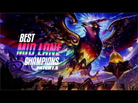 LoL Tier List Solo Queue | Best Champions - rankedboost.com