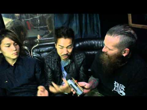 Crossfaith Interview November 2014