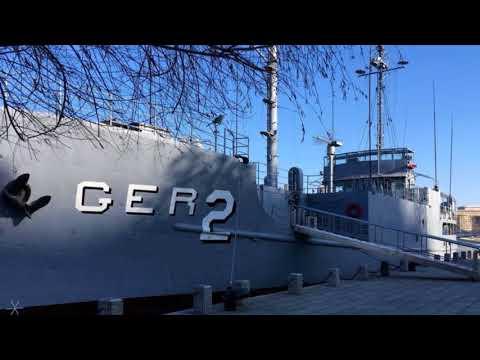 North Korea proudly displays captured USS Pueblo as war trophy