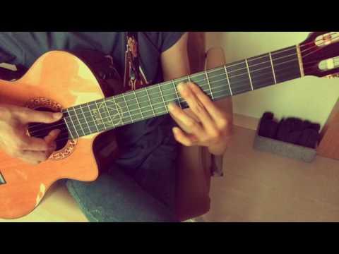 선잠, 나 그대의 사랑이 되리 (Light Sleep, I will be your love) - 제이레빗 (J Rabbit) (Guitar Cover by YYN)