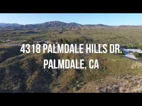 4318 Palmdale Hills Dr. Palmdale, CA