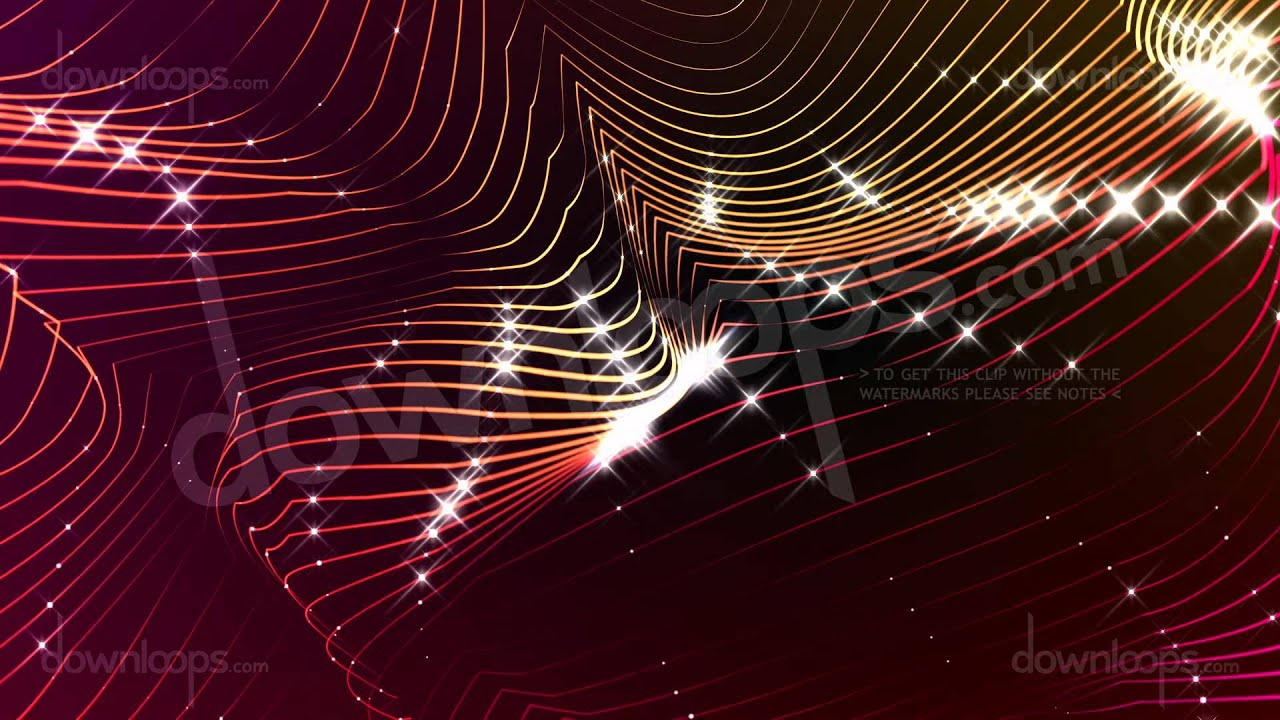 Hyatte glamorous abstract line pattern motion background video loop youtube - Glamour background ...
