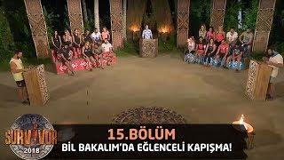 Survivor 2018 | 15.Bölüm |  Bil Bakalım'da Eğlenceli Kapışma!
