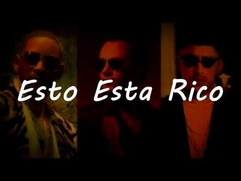 Marc Anthony - Esta Rico Lyrics Ft Bad Bunny, Will Smith