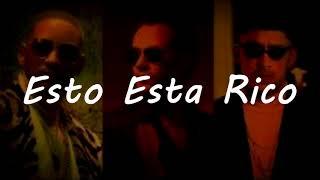 Marc Anthony - Esta Rico S Ft Bad Bunny, Will Smith