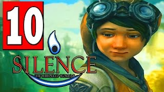 SILENCE Gameplay Walkthrough Part 10 LETS CATCH THE LUMIS / BRING SOMETHING TOTALLY COOL