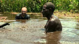 Ed Stafford: Into the Unknown - Episode 1 West Papua - Mysterious swamp lines explained