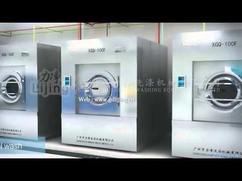 Laundry Equipment    Guangzhou Lijing