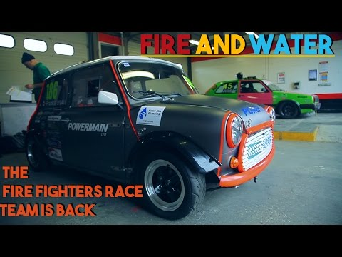 Fire Fighters Race Team return for 2016!