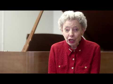 Barbara Belew Recognized for Outstanding Contributions to Music Education