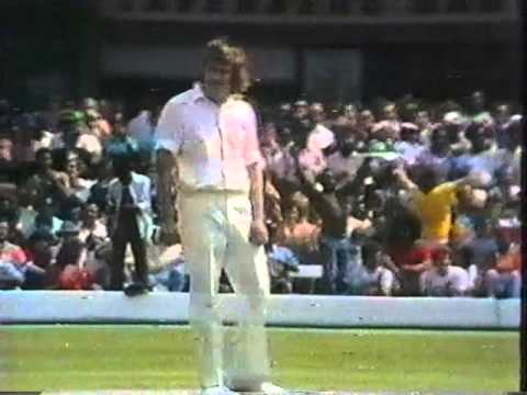 1975 Cricket World Cup Final - Australia v West Indies