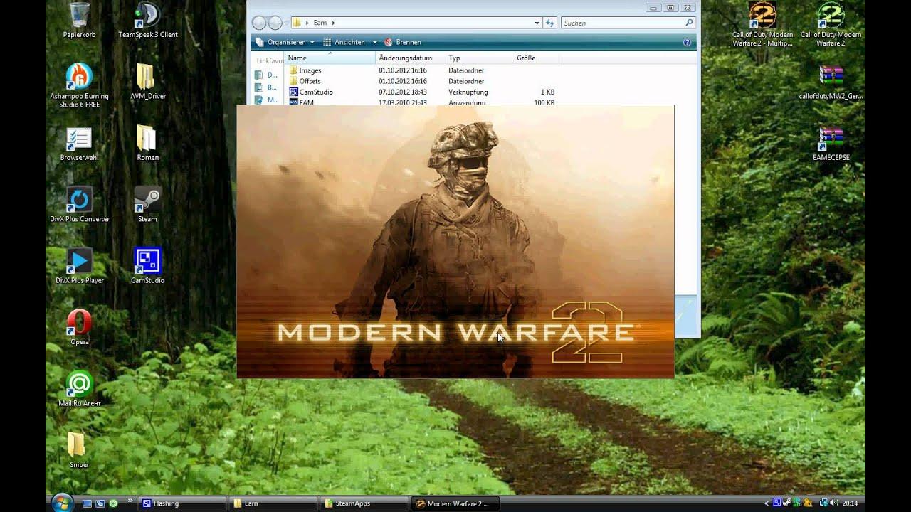 Mw2 Prestige Hack Pc 2012 German - YouTube