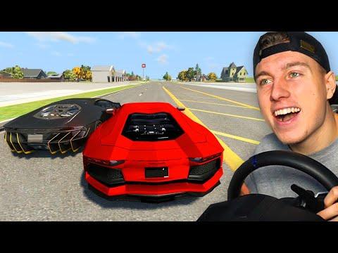 Mein Lamborghini Unfall! (300.000€ Schaden) - iCrimax