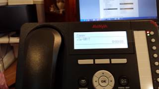 Avaya IP office record Group mailbox greeting