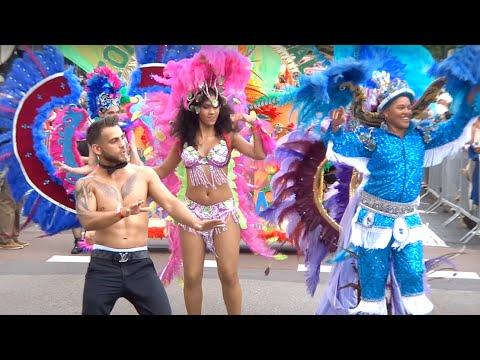 Rotterdam zomer carnaval - summer carnival street parade 2016