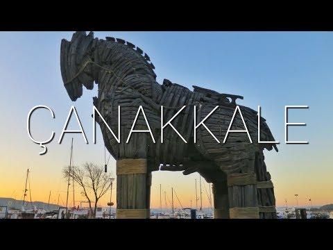 Vlog #51: Çanakkale, Turkey || TROY