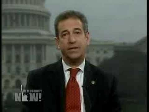 Sen. Feingold Blasts Telecom Spy Bill-1/2