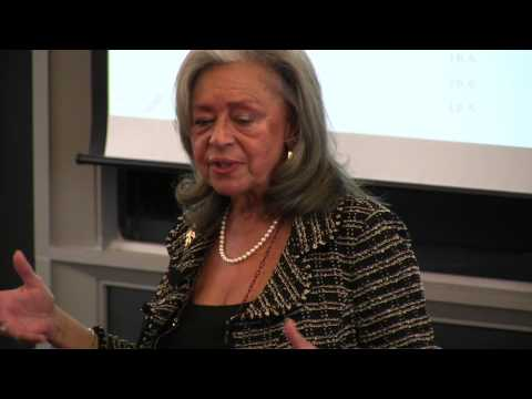 Vivian Pinn on Global Urbanization and Women's Health