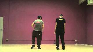 "Andrey Boyko - ""Come Into My Room"" Ragga Dancehall Choreo"