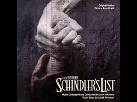 Schindler's List Soundtrack