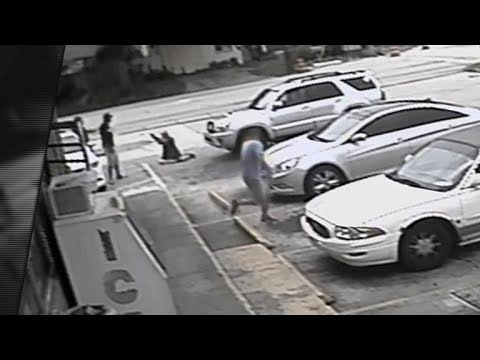 After parking lot shooting, debate over Stand Your Ground la
