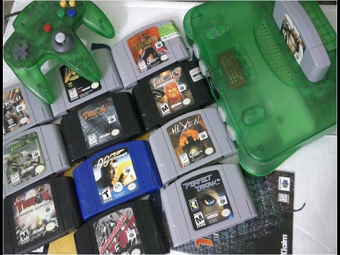 Spotlight: Nintendo 64 First Person Shooters