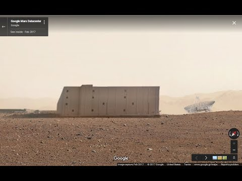 """Google """"Exposed"""" """"Mars Base"""" 2017 - Links Watch Inside And ..."""