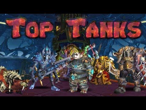 WOW | TOP TANKS | TANK PLATZIERUNG RAID/MYTHIC+ | PRO&CONTRA LISTE | BROKKEN