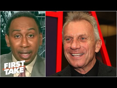 Stephen A. agrees with Joe Montana saying the Patriots 'made a mistake' with Tom Brady   First Take