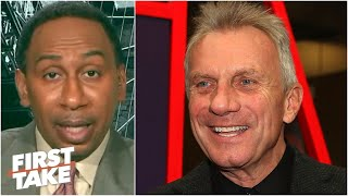 Stephen A. agrees with Joe Montana saying the Patriots 'made a mistake' with Tom Brady | First Take